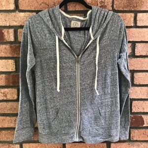 American Eagle Outfitters Vintage T Zip Up